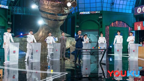 火星研究院上线撩妹新教程熊梓淇杨迪直撩杀竟然超越壁咚